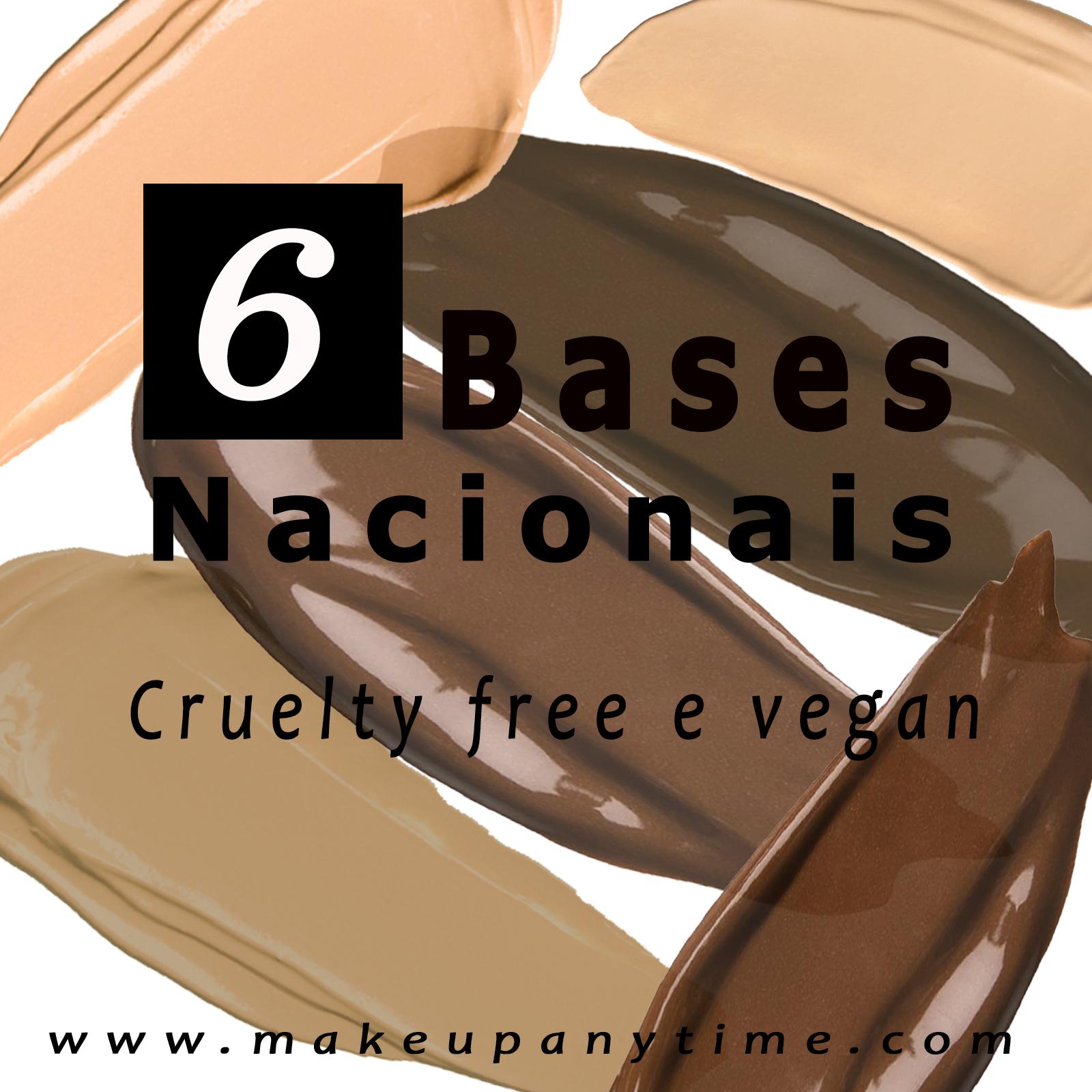 6 Bases Nacionais Diferentes, entenda o por quê.