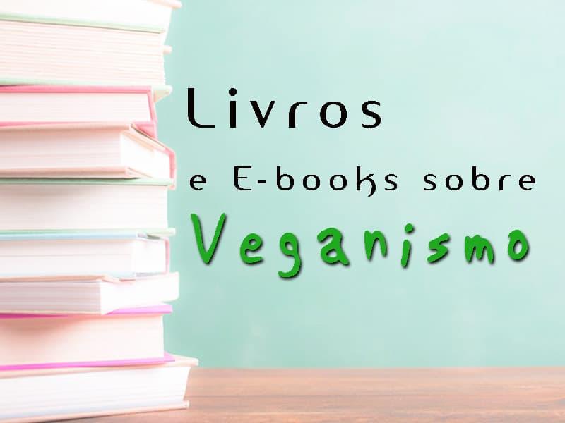 Livros e E-books sobre veganismo